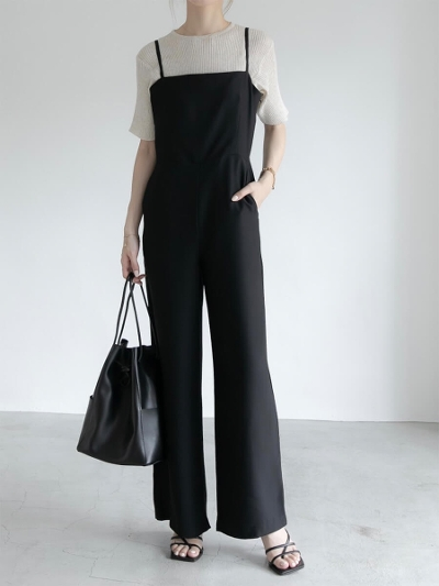 【NEW】cami jump suit