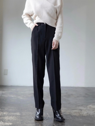 【RE ARRIVAL】high waist trousers